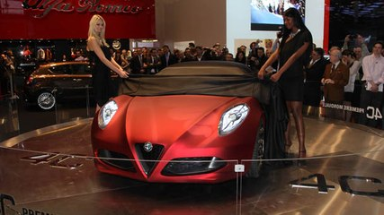 Geneva 2011 show report video