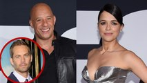 EXCLUSIVE: Vin Diesel Michelle Rodriguez & 'The Fate of the Furious' Cast Open Up About Paul Walker