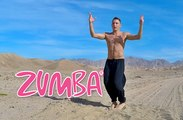 Zumba Dance Aerobic Workout - Sia - Never Give Up - Zumba Fitness For Weight Loss