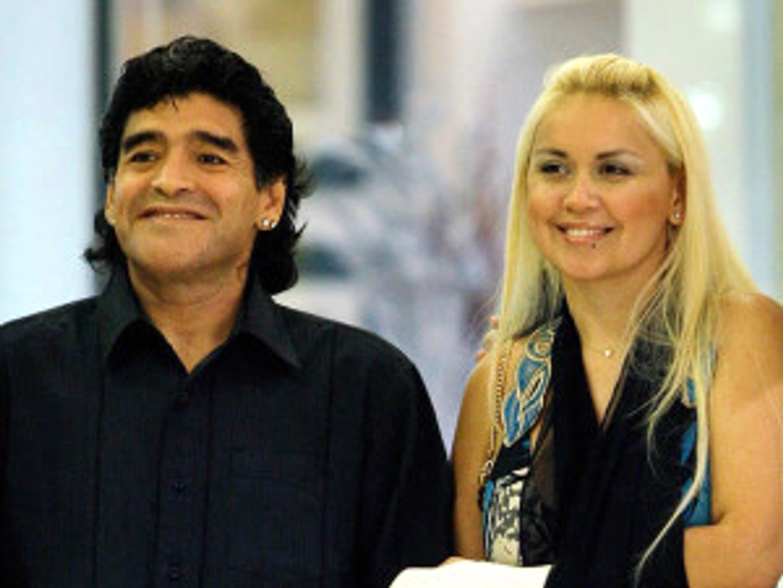 8 Yıllık Aşkı, Diego Maradona'nın Yatak Sırlarını İfşa Etti