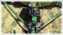 John Deere Tractors John Deere 8345R Planting Corn With RTK GPS John Deere Tractors