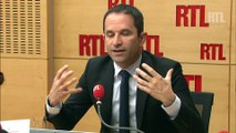 Benoît Hamon était l'invité de RTL le 10 avril 2017