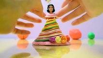 Snow White Princess Play Doh Ra Dress - Ninatsa Play Doh 2016-95AL_e