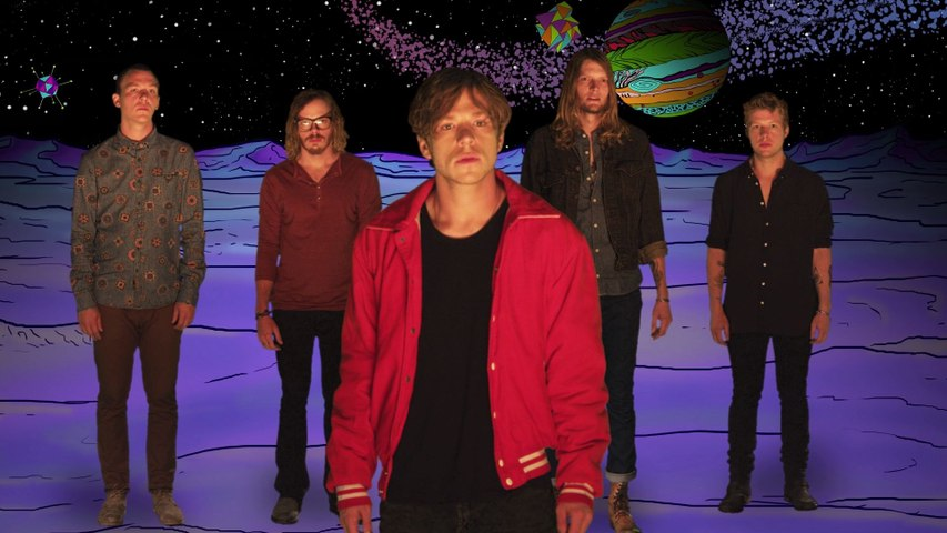 Cage The Elephant - Come A Little Closer