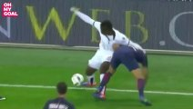 L insolence de Mario Balotelli durant PSG-Nice