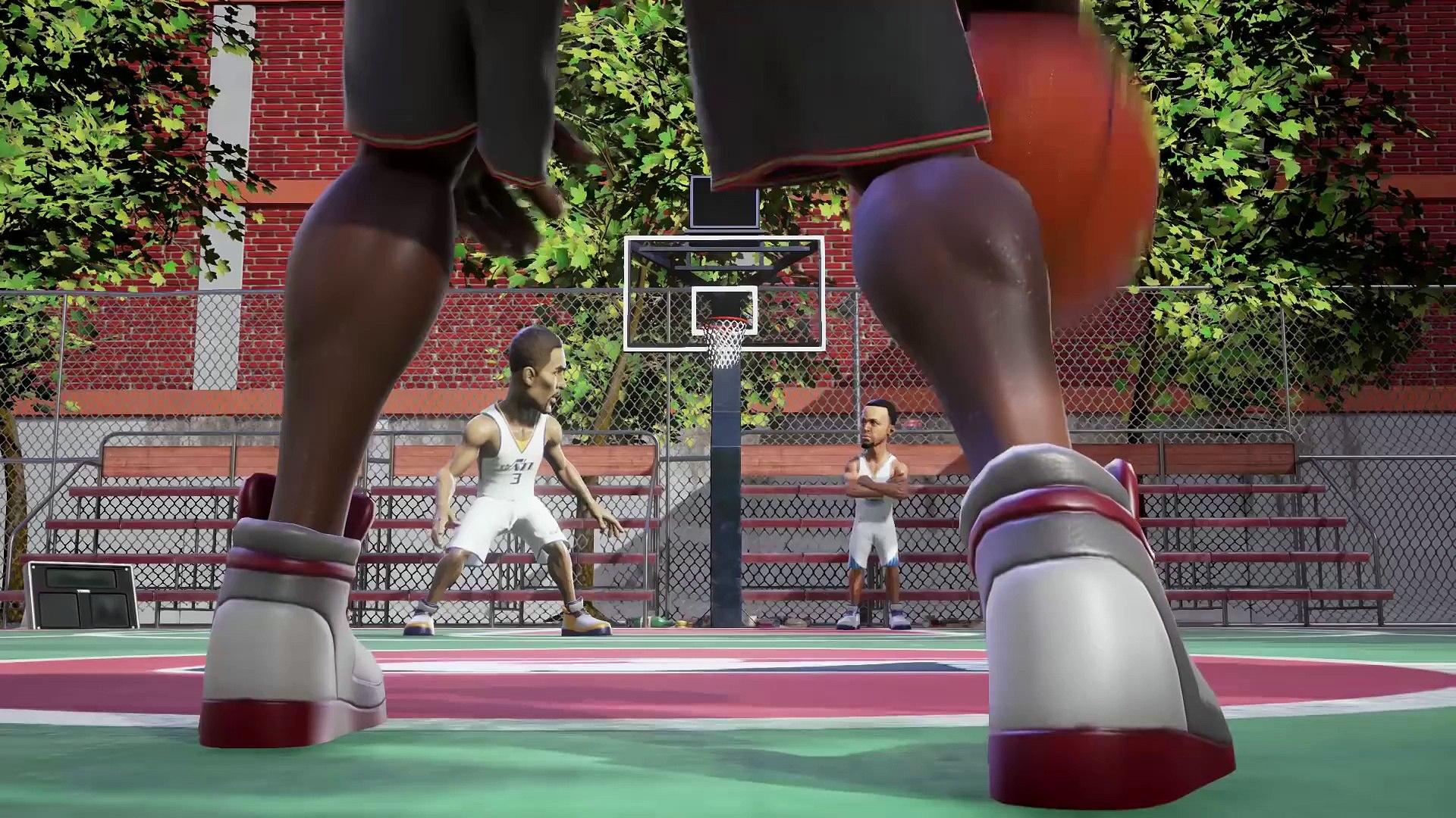 NBA Playgrounds Reveal Trailer - Nintendo Switch
