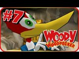 Woody Woodpecker: Escape from Buzz Buzzard Park Walkthrough Part 7 (PS2, PC) Level 7 - House Part B