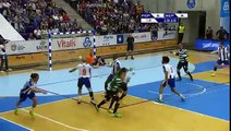 Andebol- FC Porto-Sporting, 30-28 (Andebol 1, fase final, 3.ª jornada, 08-04-17)