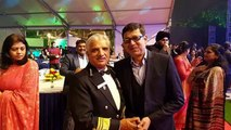 Naesys feels very fortunate as sponsor at Indian Coast Guard Nite 2017
