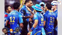 IPL 2017 : Mumbai won the toss and have opted to field against Kolkata  | Oneindia Kannada