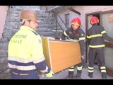 Castelluccio di Norcia (PG) - Terremoto, recupero beni (10.04.17)