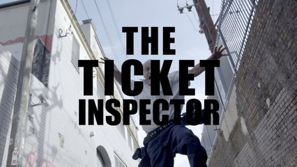 Chance Waters - The Ticket Inspector