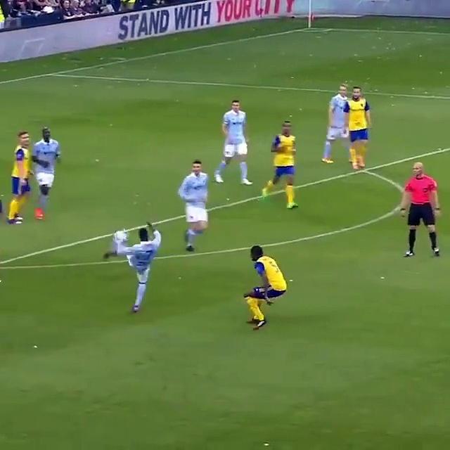 Unreal counter-attack! ⚡ Major League Soccer (MLS)
