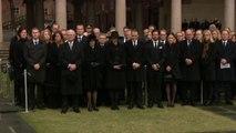 La Svezia rende omaggio alle vittime dell'attentato di Stoccolma