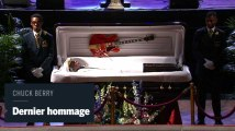 Chuck Berry : dernier hommage à Saint Louis