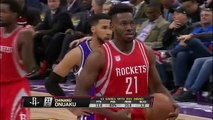 Chinanu Onuaku Brings Back The Underhanded Free Throw Again _ Swishes Both Free Throws