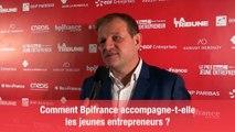 Le Prix La Tribune Jeunes Entrepreneurs - Interview de Patrice Bégay