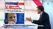 """Dimanche en politique : Emmanuel Macron rebaptise François Fillon """"François Balkany"""""""