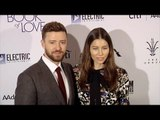 "Justin Timberlake and Jessica Biel ""The Book of Love"" West Coast Premiere Red Carpet"