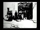 Exiting the Factory (1895) - 1st Projected Film - LOUIS LUMIERE - La Sortie des Usines a Lyon http://BestDramaTv.Net