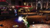 LEGO Marvels Avengers All The Avengers Cut Scenes & Boss Fights HD 60FPS 1008p