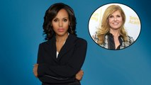 'Scandal' Creator Shonda Rhimes Says Network Originally Wanted Connie Britton to Play Olivia Pope