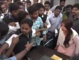 Watch how indian girl is fighting