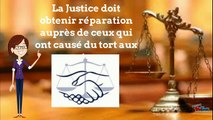 Justice et grands principes