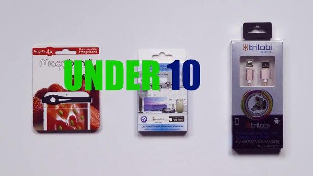 3 Cool Gadgets Under $10