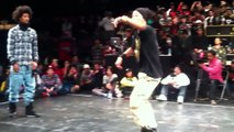 Best 2 dancers in the World Japan LES TWINS Final  hip hop