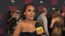 EXCLUSIVE: Kerry Washington Reflects on Personal Milestones and 100 Episodes of 'Scandal'