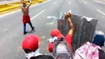 Herido corresponsal de HispanoPost en Caracas por la Guardia Nacional Bolivariana