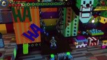 LEGO Batman 3 Beyond Gotham - How to Unlock Bane & Showcasing his