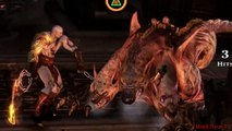 God of War 3 Remastered Obtain Bow of Apollo by Burning a Prisoner Alive! HD 60FPS 1080p