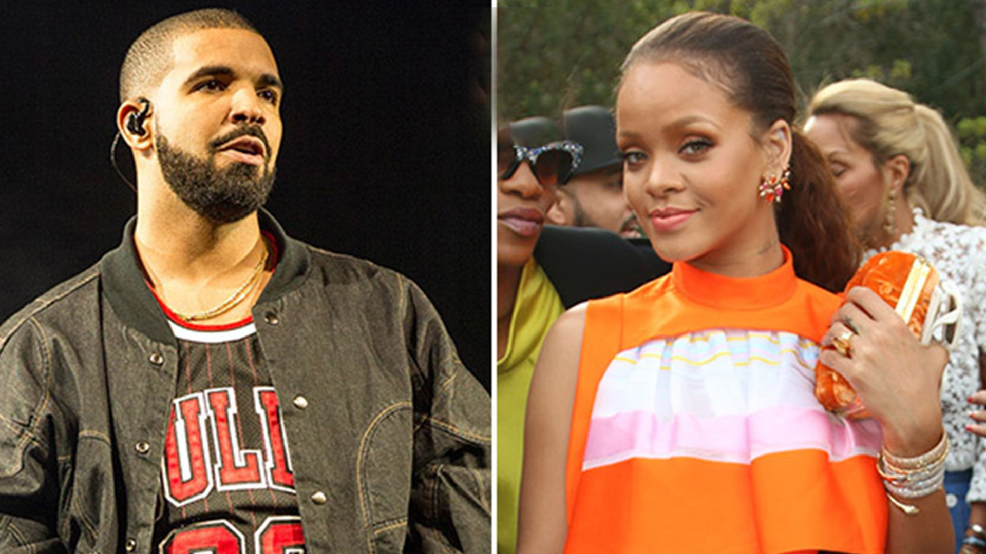 Rihanna Refused To Talk To Drake At Friend's Party