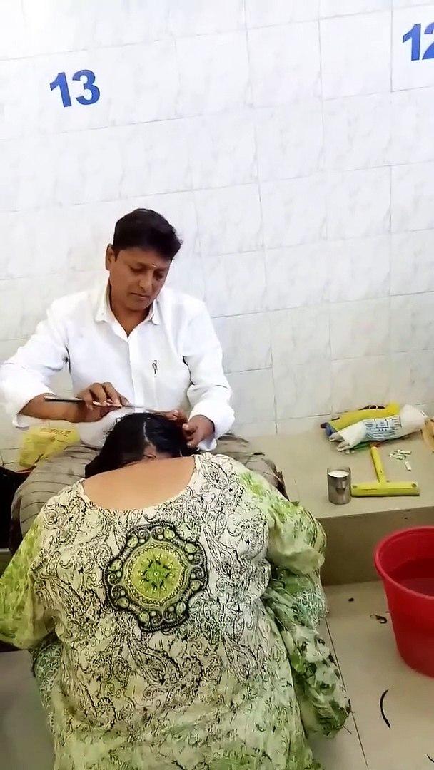 head shave in tirupati
