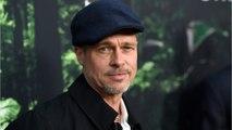 Brad Pitt & James Gray Filming Sci-Fi Movie Ad Astra This Summer
