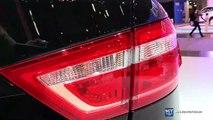 2016 Lada Vesta Signature - Exterior and Interior Walkaround - 2016 Moscow Au