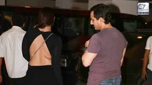 Saif Ali Khan CAUGHT Staring At Kareena Kapoor's Back