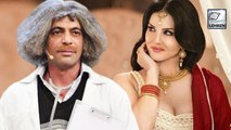 Sunil Grover To Work With Sunny Leone