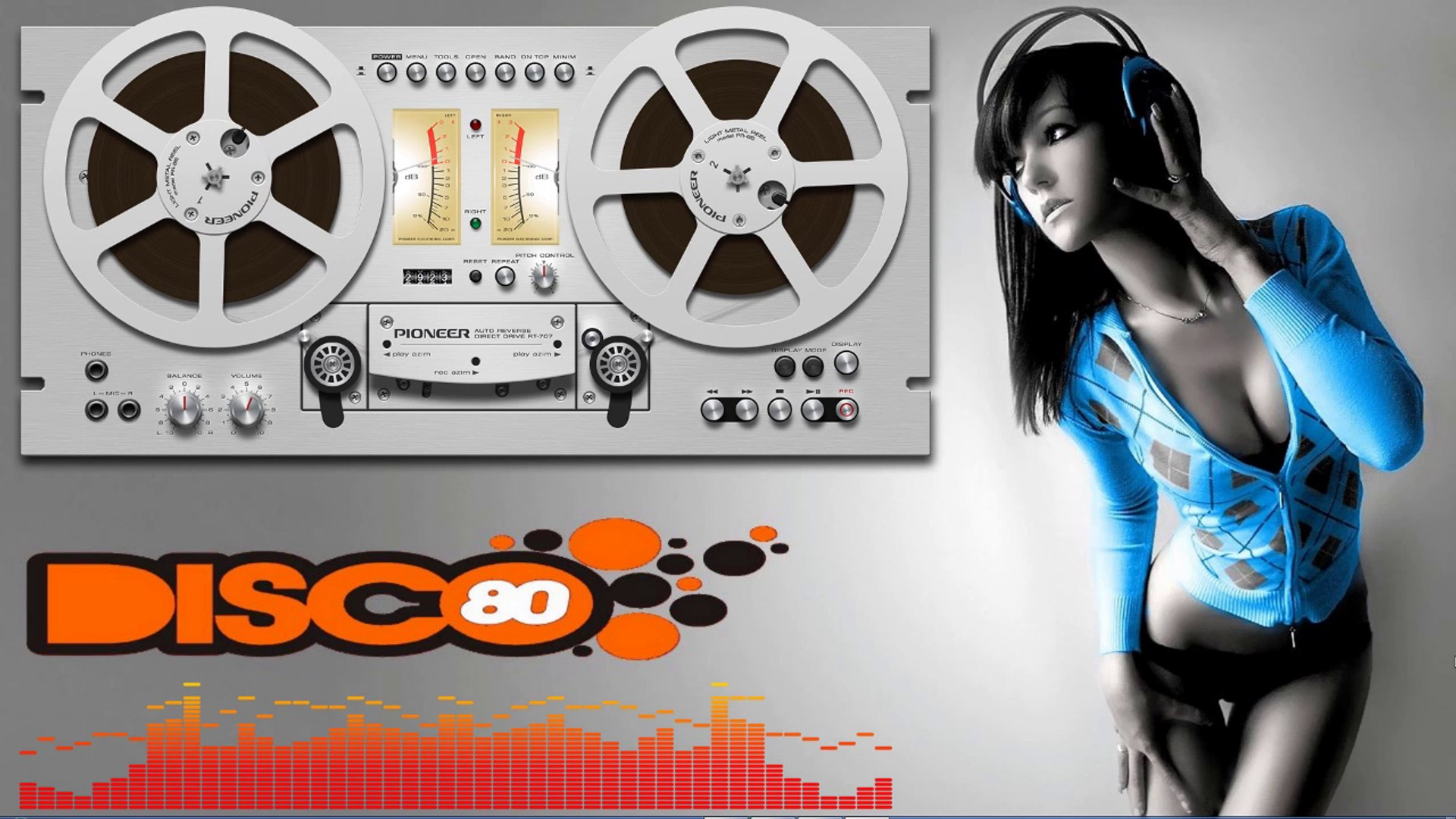 The Best italodisco 80's MIX Dance Compilation Remastered Sound