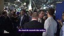 L'équipe du Petit Journal agressée lors d'un meeting de François Fillon