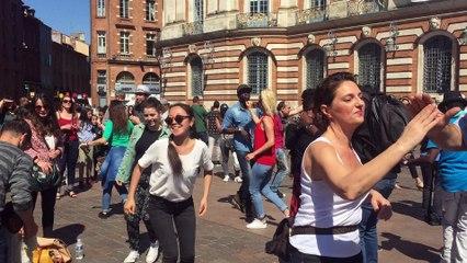 Foire de Toulouse 17 - Place du Capitole