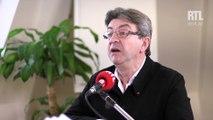 """Jean-Luc Mélenchon : """"Macron et Fillon veulent annuler le code du travail"""""""