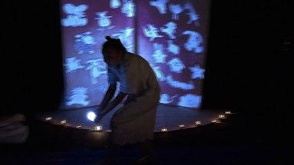 """""""Chez Doudou"""" - Extrait du spectacle """"Sur les traces de l'Oiseau Blanc"""""""