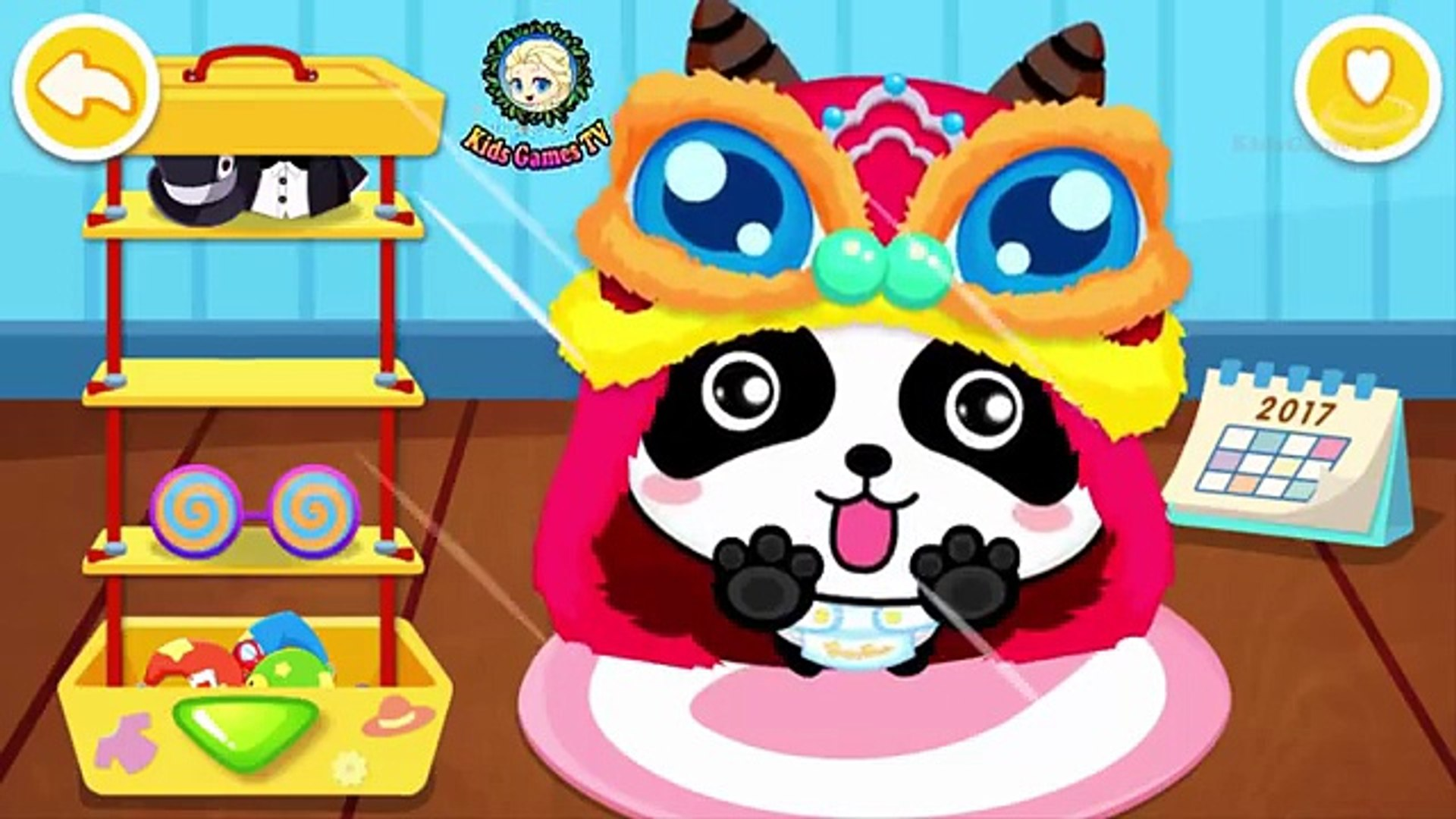 Baby Panda Care - Funny Games for kids _ #Animation Education Cartoons Videos Games For Kids[1]