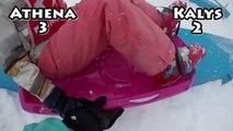 7 SECONDS CHALLENGE • Challenges entre soeurs dans la neige - Studio Bubble Tea-vjOmRtE9