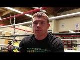 "Canelo Alvarez ""Diaz never beat McGregor! Conor beat himself!"" talks McGregor vs. Diaz 2"