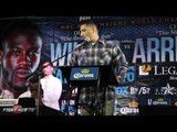 Deontay Wilder vs Chris Arreola COMPLETE Press Conference Video- Wilder vs Arreola Video