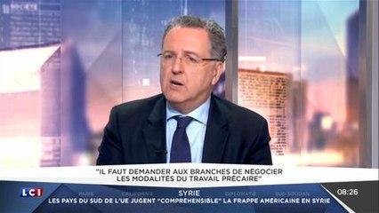Emmanuel Macron n'est